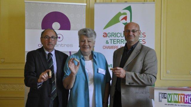 1er vinithon de la chambre d agriculture de la gironde - Chambre agriculture gironde ...
