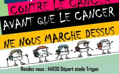 MARCHE CONTRE LE CANCER 18 mai 2019 Villenave d'Ornon (33)