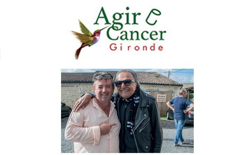 SAINT-CIERS-SUR-GIRONDE. Éric Billière, le vigneron en chef du Domaine du Cassard, a été l'hôte durant deux jours de plus d'une vingtaine de personnalités du spectacle…